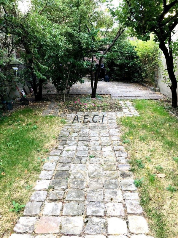 Vente de prestige maison / villa Asnières-sur-seine 1410000€ - Photo 7