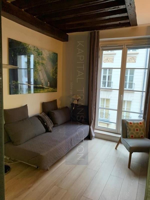 Sale apartment Paris 6ème 330000€ - Picture 1