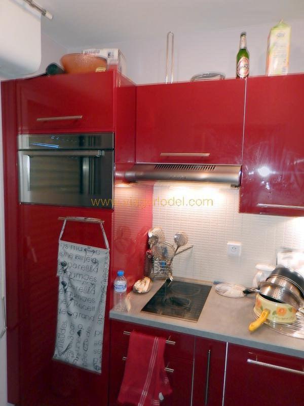 Vendita nell' vitalizio di vita appartamento Antibes 60000€ - Fotografia 5