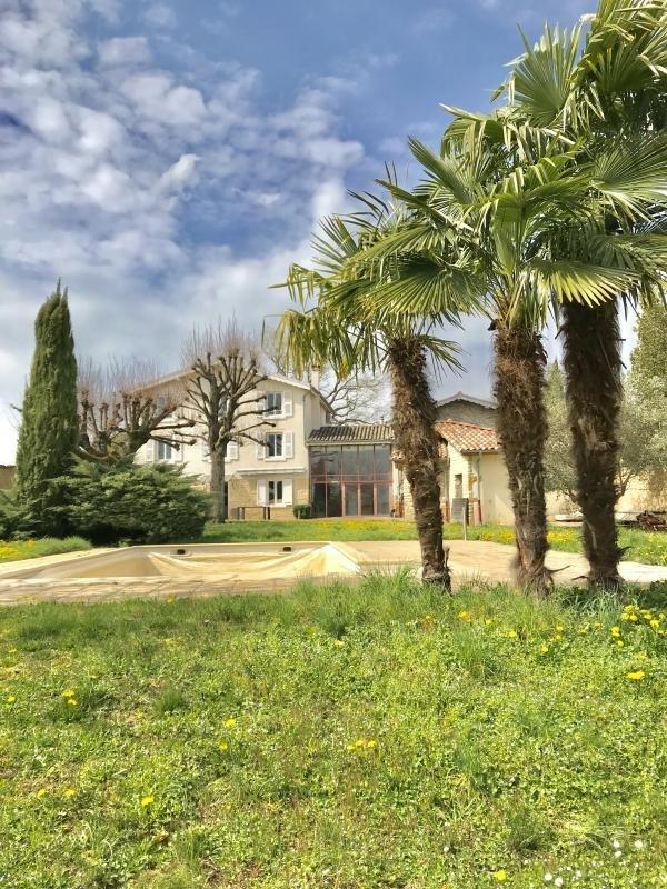 Vente maison / villa Arnas 495000€ - Photo 2