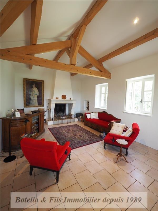 Verkoop van prestige  huis Uzes 778000€ - Foto 9