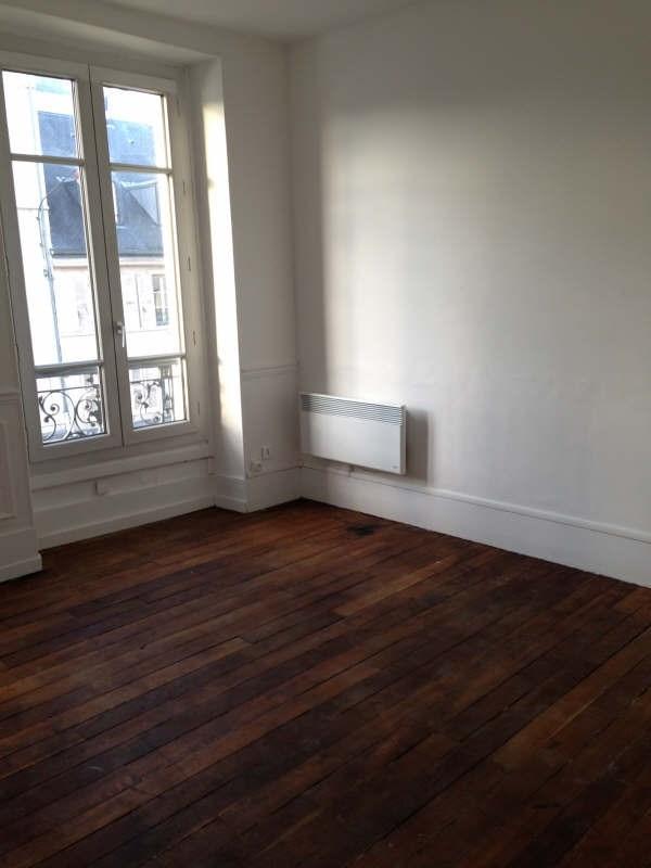 Rental apartment Versailles 1215€ CC - Picture 2