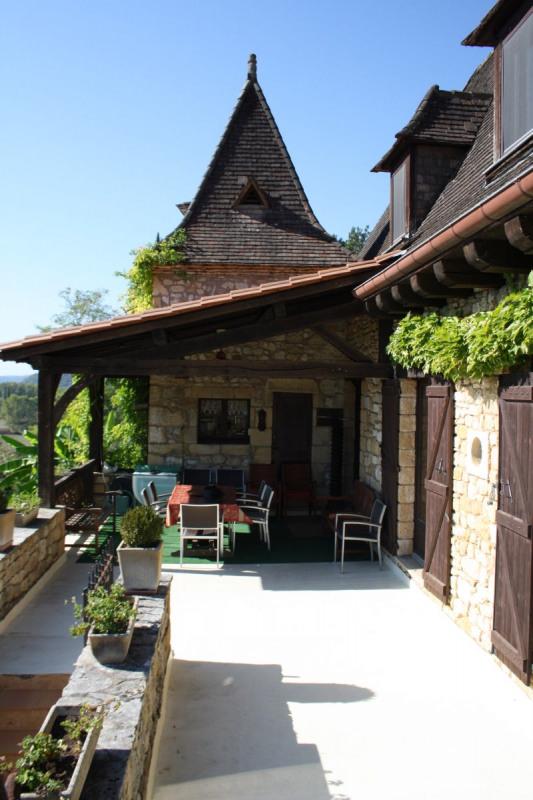 Vente maison / villa Saint-cyprien 371000€ - Photo 14