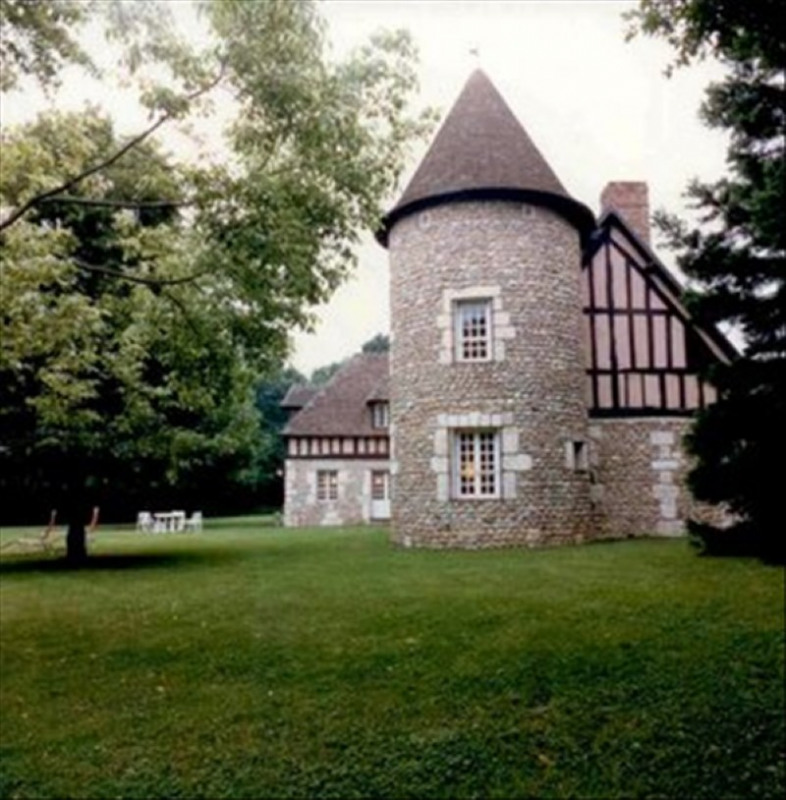Vente château Conches en ouche  - Photo 2