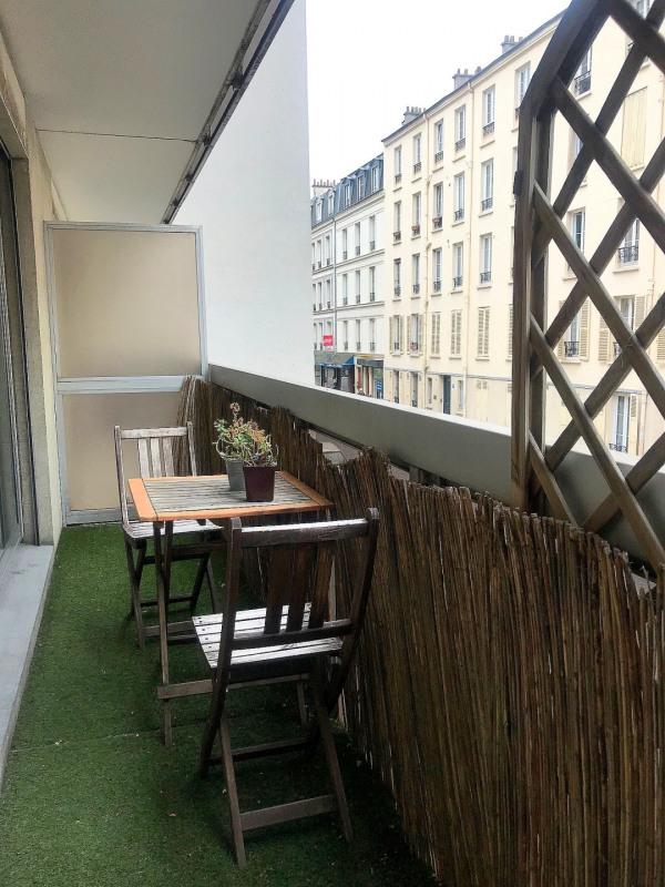 Vente appartement Paris 15ème 395000€ - Photo 2