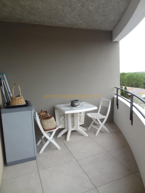 Viager appartement Lattes 140 000€ - Photo 6