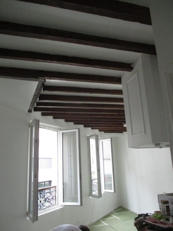 Vente appartement Paris 18ème 296800€ - Photo 8
