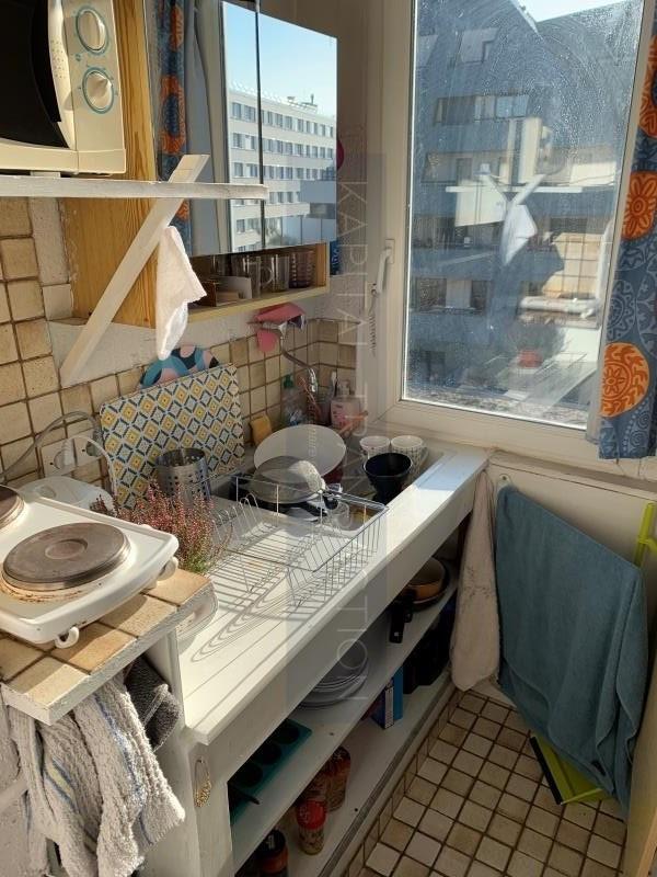 Sale apartment Paris 14ème 160000€ - Picture 4