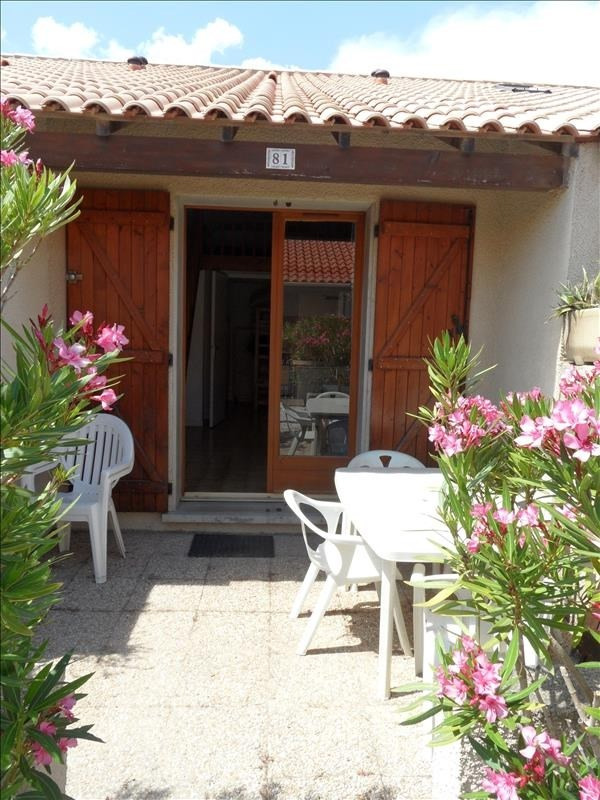 Vente maison / villa Port leucate 64 000€ - Photo 1