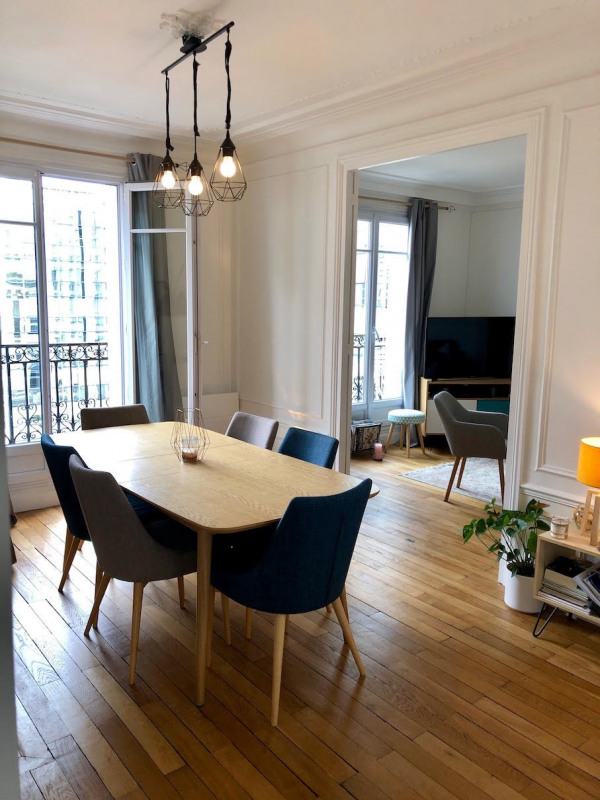 Rental apartment Paris 15ème 2 492€ CC - Picture 2