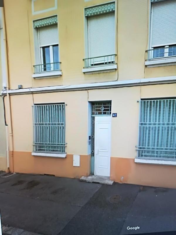 Rental apartment Lyon 3ème 435€ CC - Picture 1