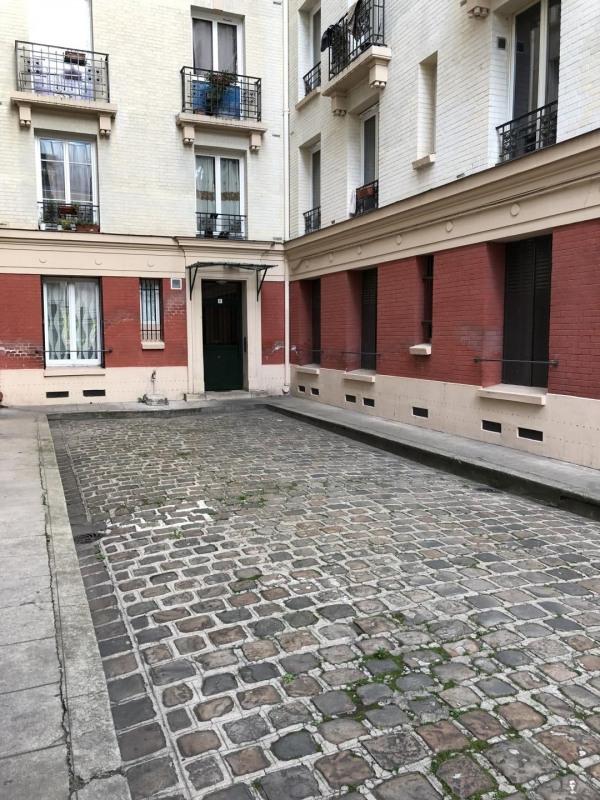 Verkoop  appartement Paris 18ème 110000€ - Foto 1