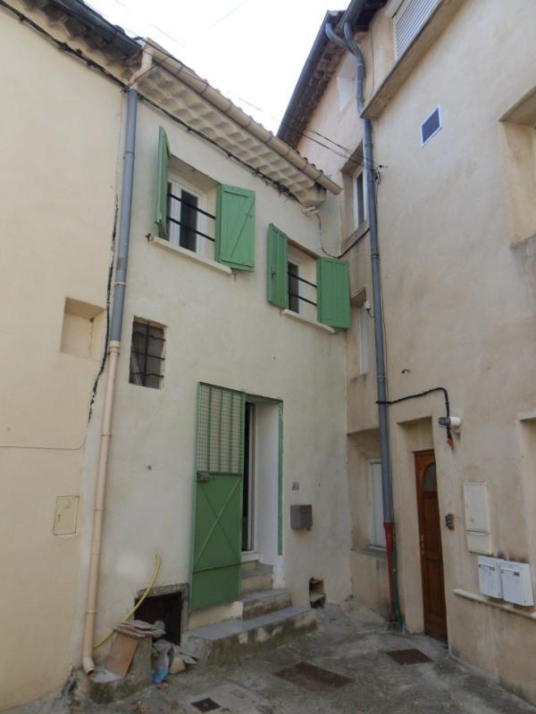 Vente maison / villa Entraigues sur la sorgue 69000€ - Photo 9