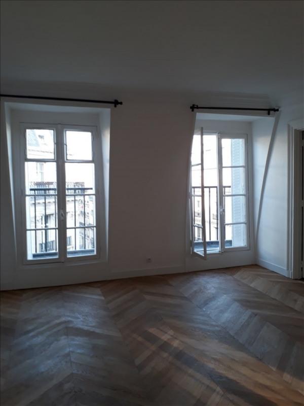 Rental apartment Paris 1er 1920€ CC - Picture 1
