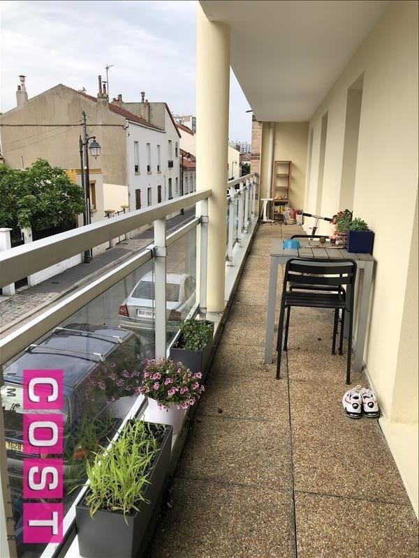 Vendita appartamento Asnieres sur seine 320000€ - Fotografia 6