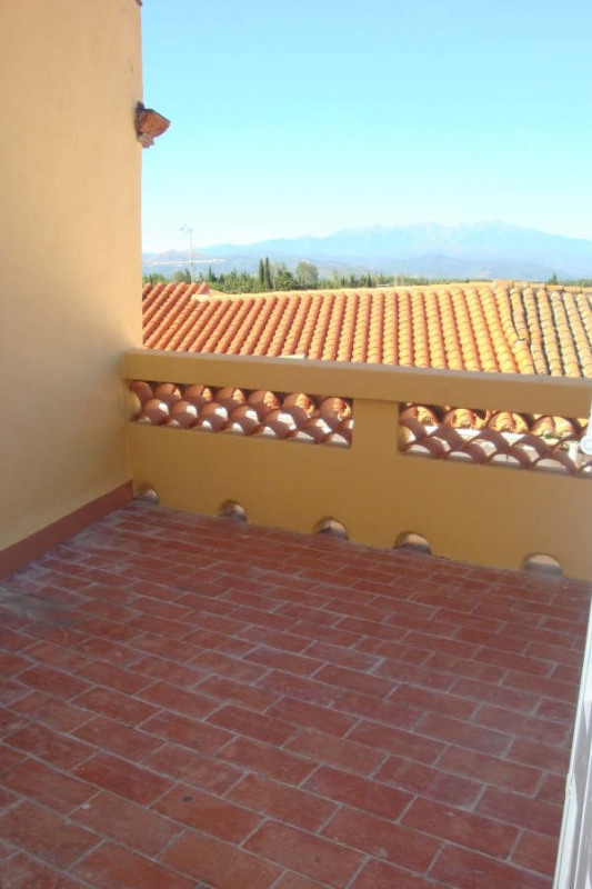 Location maison / villa Corneilla la riviere 765€ CC - Photo 1