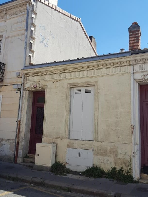 Sale house / villa Bordeaux 133 000€ - Picture 2