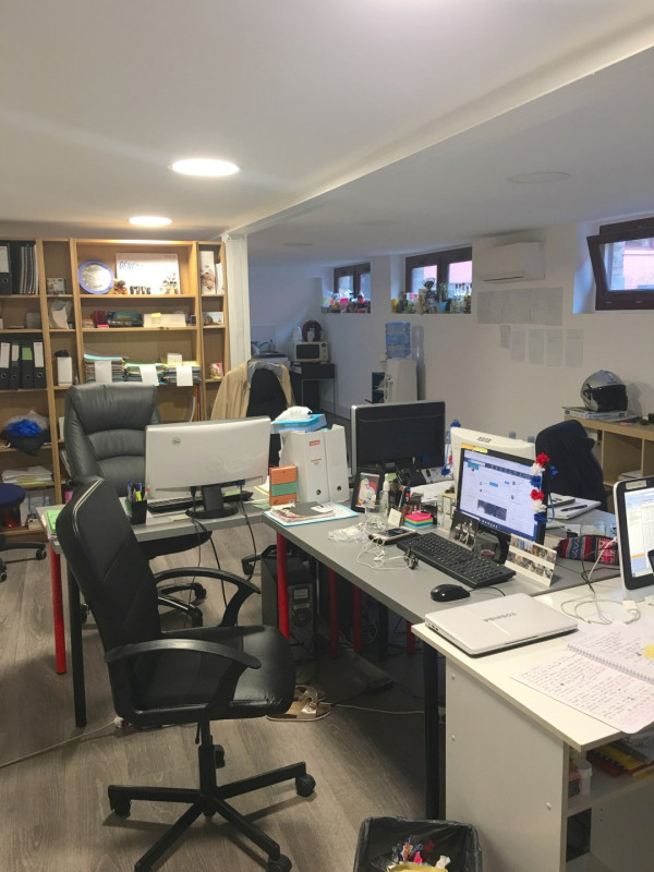 Rental office Montreuil 930€ CC - Picture 7