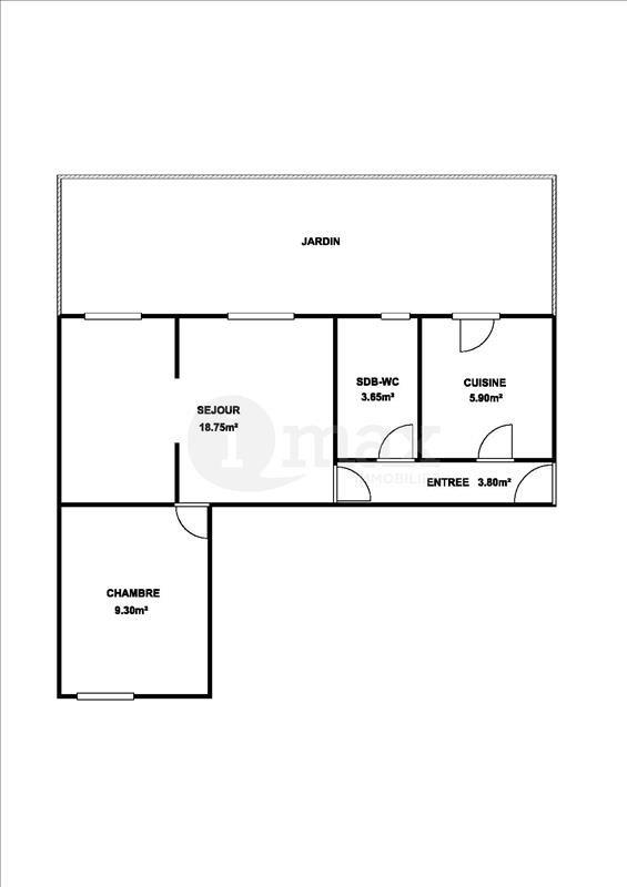 Vente appartement Suresnes 288000€ - Photo 4
