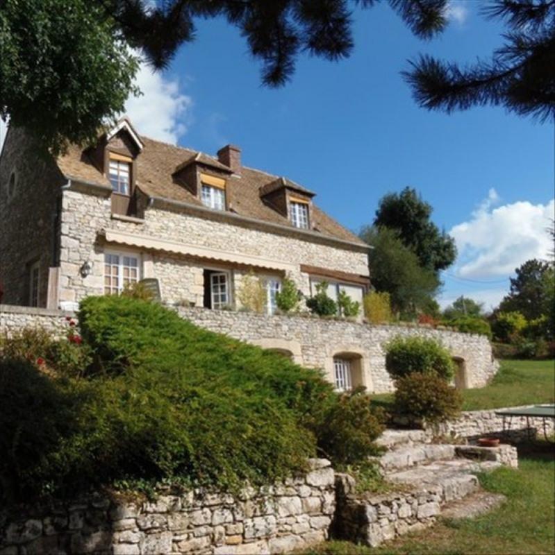 Sale house / villa St cyr en arthies 445000€ - Picture 2