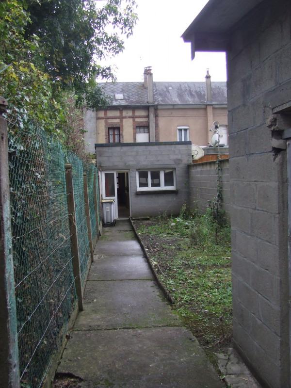 Vente maison / villa Saint leger du bourg denis 110000€ - Photo 1