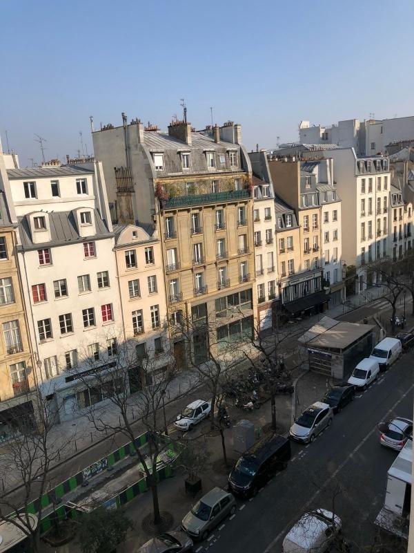 Sale apartment Paris 3ème 528000€ - Picture 6