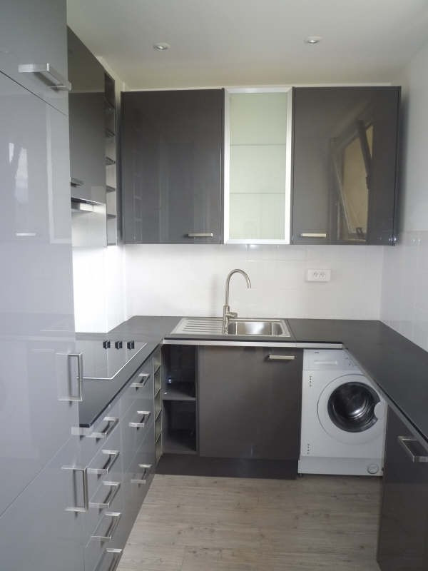 Rental apartment Asnieres sur seine 808€ CC - Picture 2
