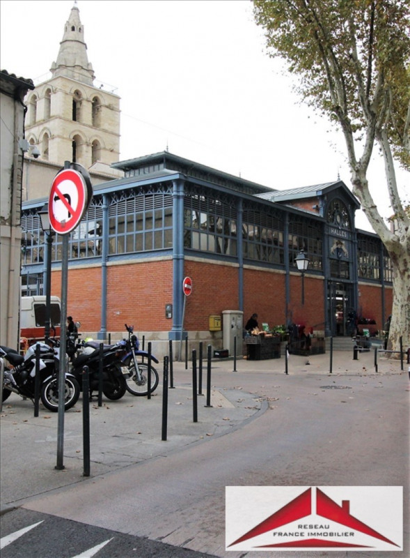 Commercial property sale shop Lunel 64000€ - Picture 1