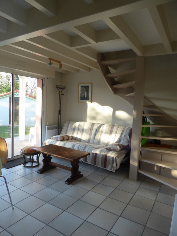 Location vacances appartement Biscarrosse 260€ - Photo 4