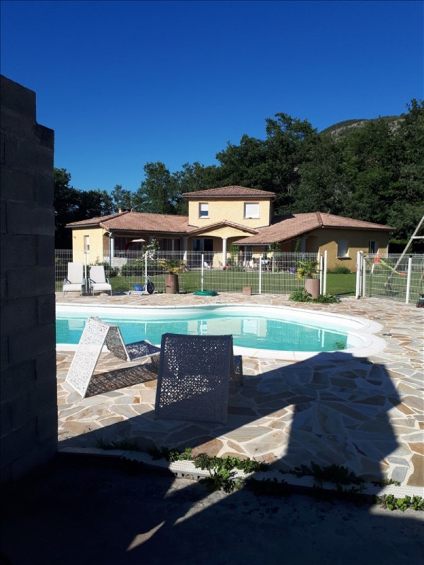 Deluxe sale house / villa Curbans 598 000€ - Picture 2