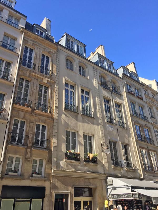 Vente appartement Paris 1er 395000€ - Photo 4