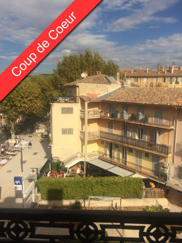 Location appartement Aix en provence 2 100€ CC - Photo 1