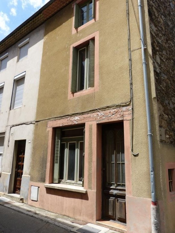 Vente maison / villa St vallier 49 000€ - Photo 2