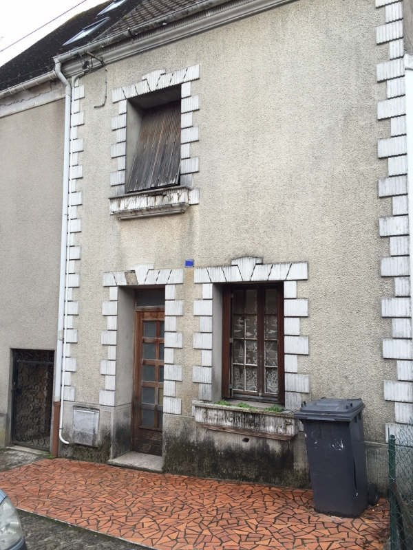 Vente maison / villa La chapelle gauthier 121 000€ - Photo 1