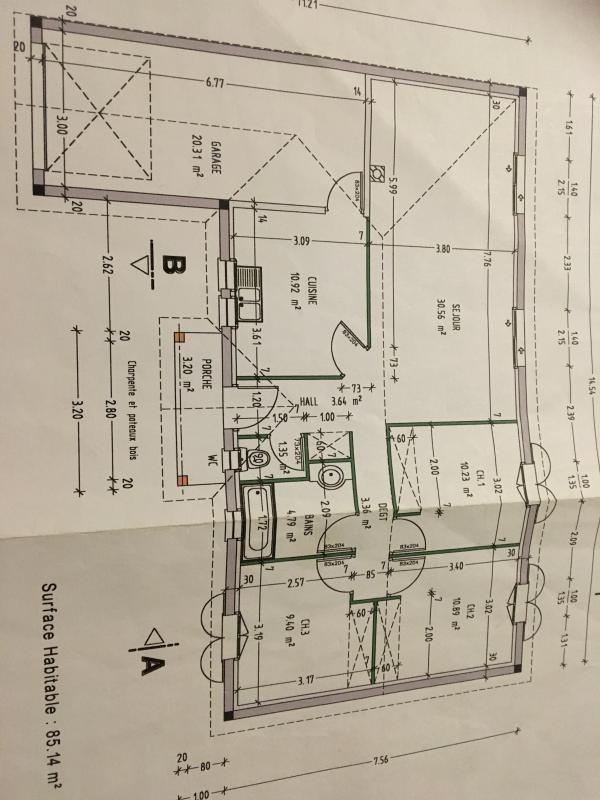 Sale house / villa St andre de cubzac 209000€ - Picture 5