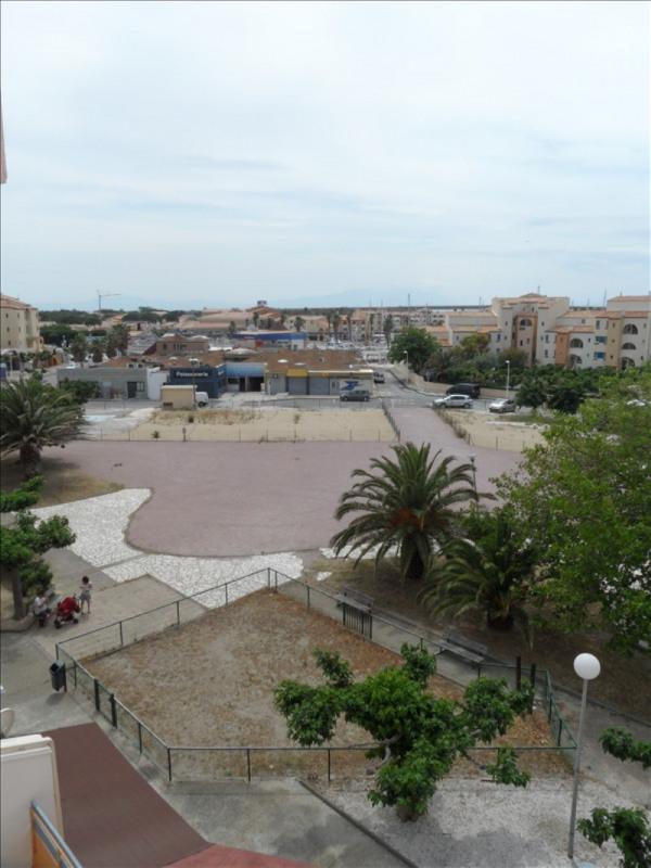 Vente appartement Port leucate 45000€ - Photo 1