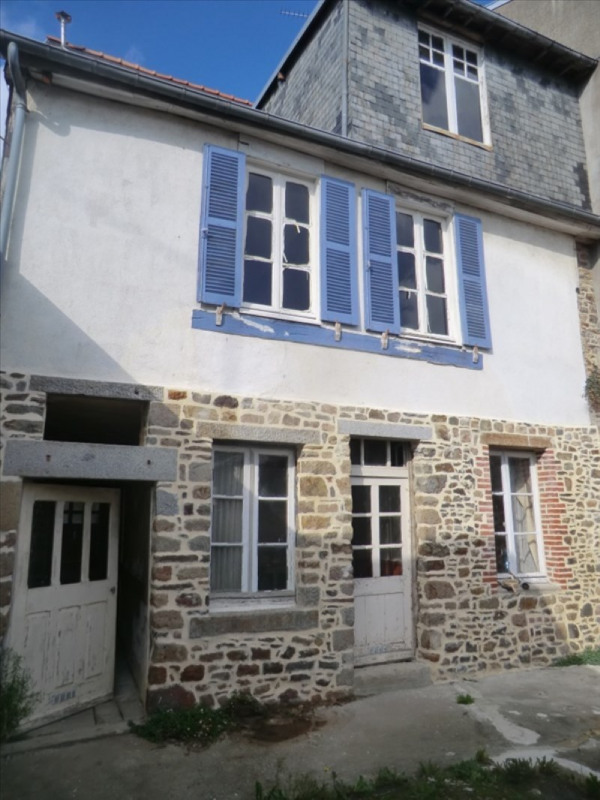 Vente maison / villa Fougeres 81 400€ - Photo 1
