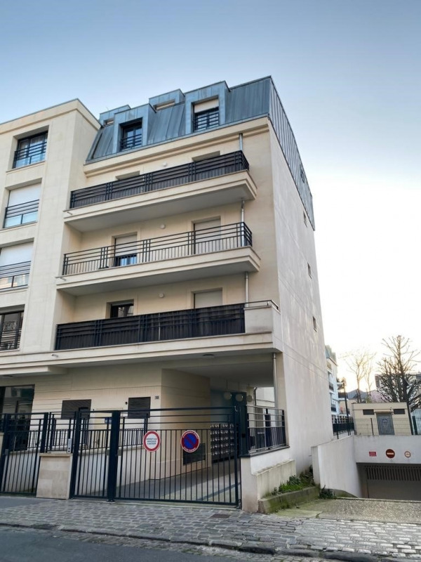 Location appartement La garenne colombes 1 100€ CC - Photo 1