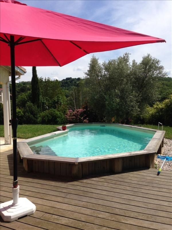 Sale house / villa St romain de surieu 288000€ - Picture 6