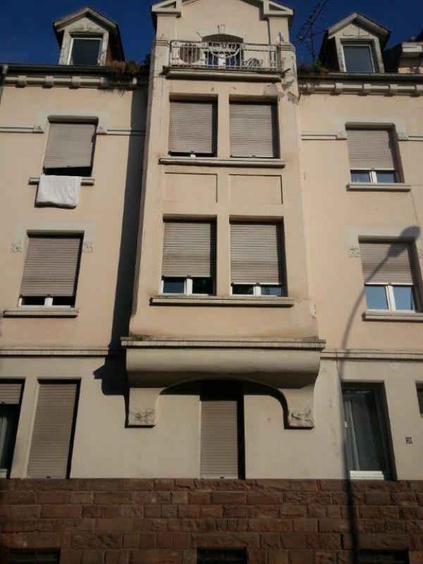 Produit d'investissement immeuble Mulhouse 410000€ - Photo 2