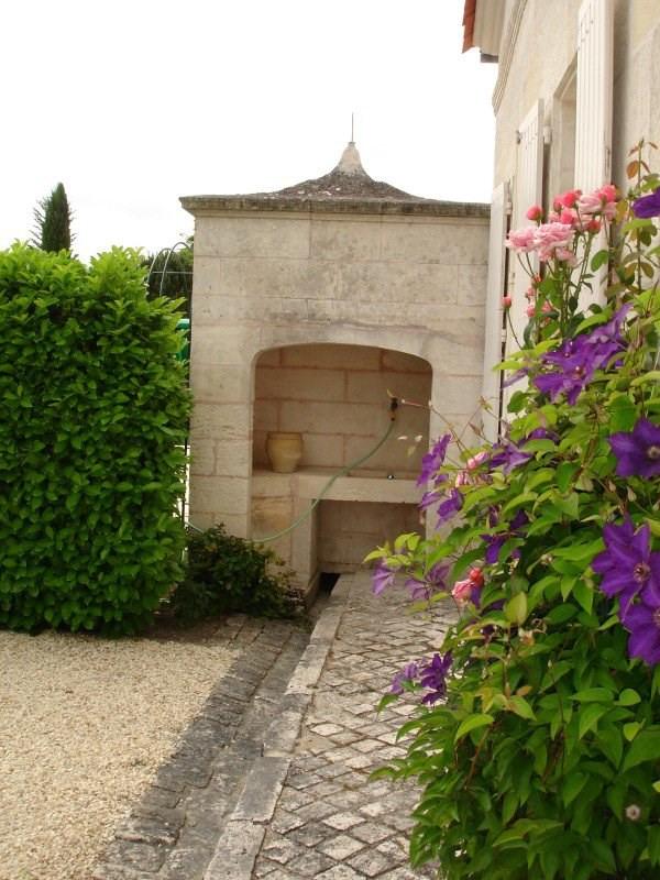 Deluxe sale house / villa Sud cognac 640500€ - Picture 8
