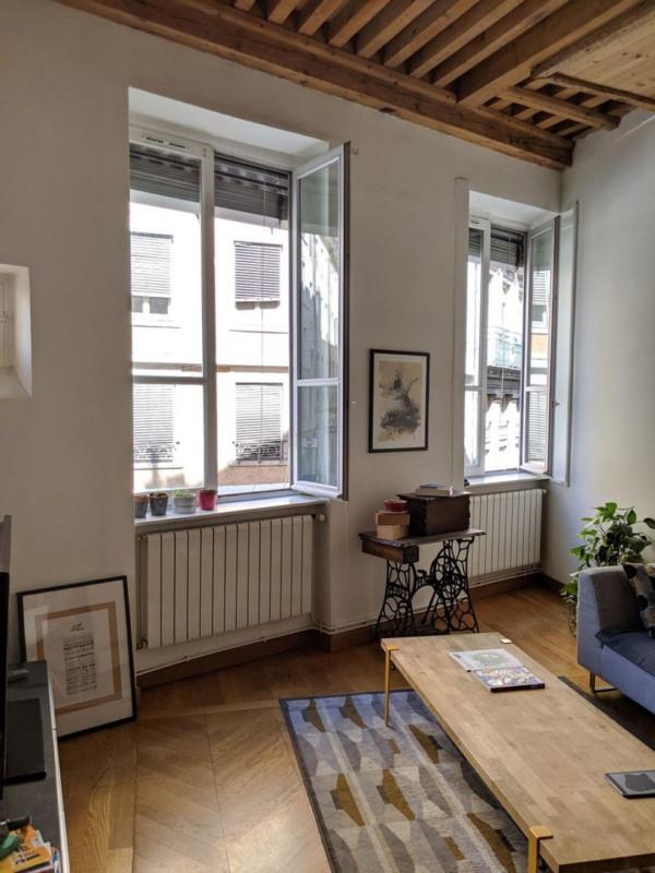 Revenda residencial de prestígio apartamento Lyon 1er 565000€ - Fotografia 3