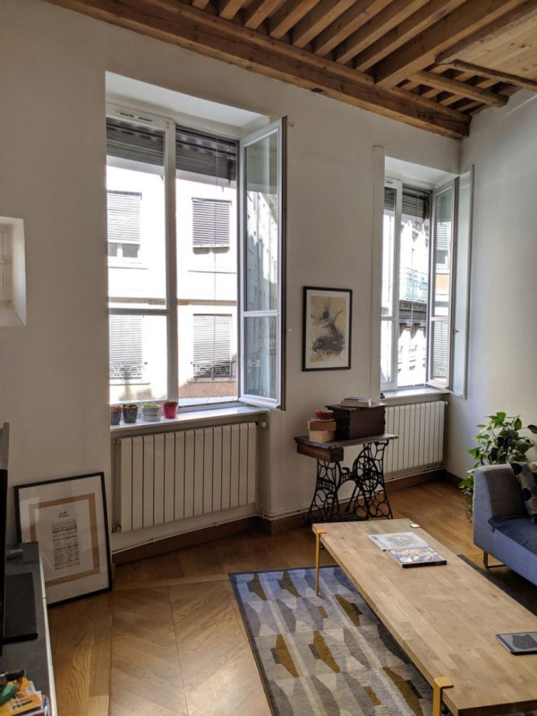 Deluxe sale apartment Lyon 1er 565000€ - Picture 3