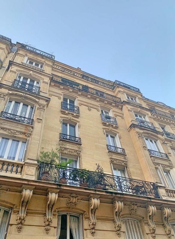 Vente de prestige appartement Paris 17ème 1 020 000€ - Photo 1