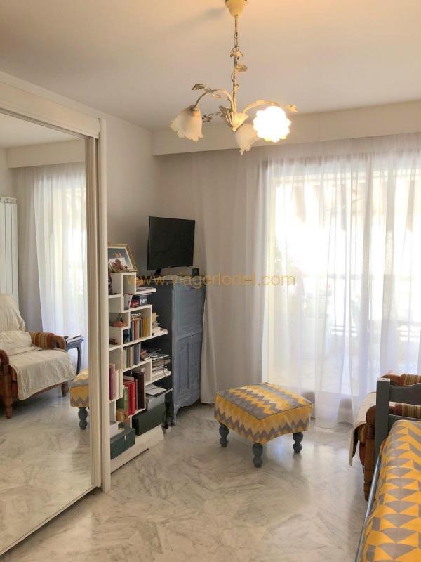 Vendita nell' vitalizio di vita appartamento Menton 297500€ - Fotografia 11