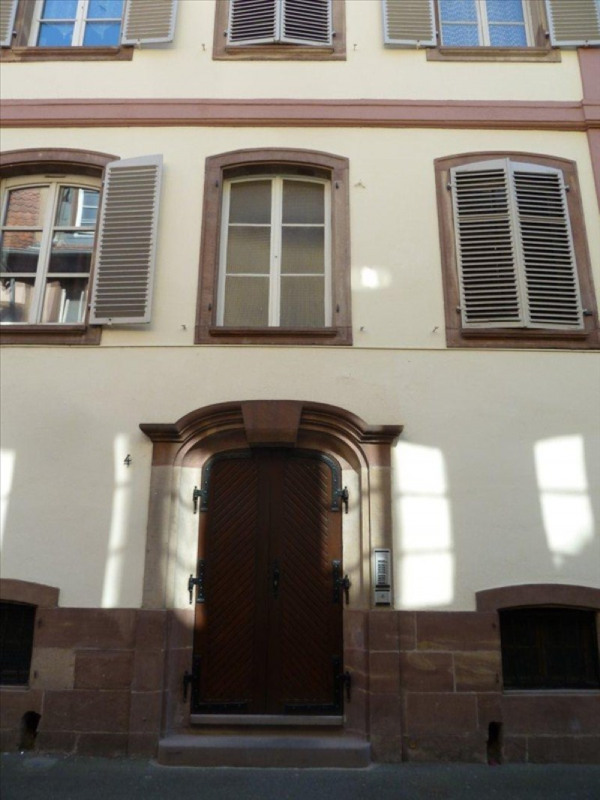 Rental apartment Strasbourg 790€ CC - Picture 12