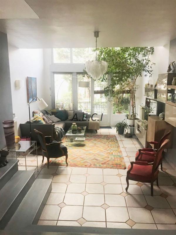 Vente de prestige maison / villa Asnières-sur-seine 1295000€ - Photo 2