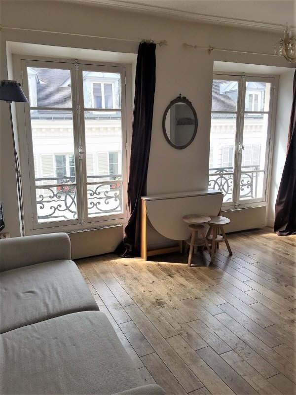 Rental apartment Paris 7ème 1150€ CC - Picture 2