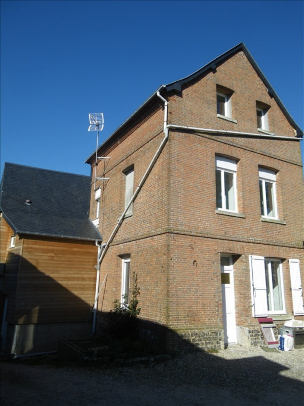 Vente immeuble Fauville en caux 334 000€ - Photo 1