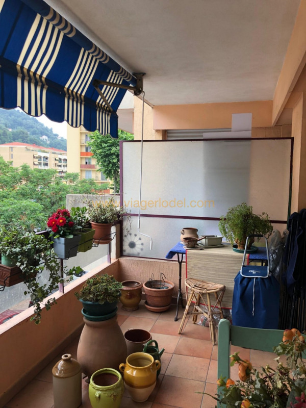 Viager appartement Menton 60 000€ - Photo 2